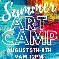 Summer Art Camp- Four Days