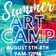 Summer Art Camp- One day