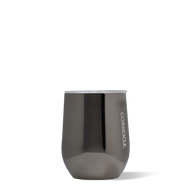 Gunmetal 12 oz. Stemless Wine Cup