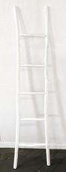 White Wooden Ladder