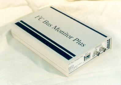 I2C Bus Monitor Plus, USB Interface