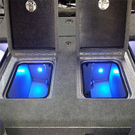 Quad Beam Livewell / Cooler LED Light Pair - Submersible