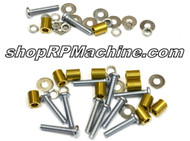 017198 Duro Dyne Track Casting Spacers & Screw Set