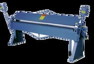 Roper Whitney 1018 Hand Brake - 10 Foot 18 Gauge Capacity Mild Steel