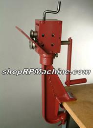 29-000 Flagler Hand Flanger - 20 Gauge Mild Steel Capacity
