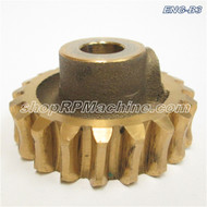Engel G-3 Bronze Gear for Shopmaster Table