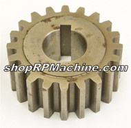 17-012 Flagler Roll Shaft Gear
