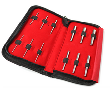 12 piece Ear Stretching insertion pin Set
