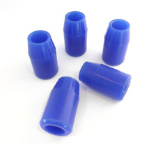 Blue Silicone Grip Covers
