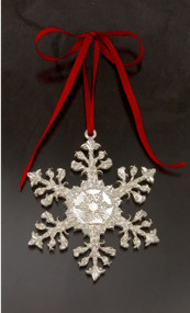 Snow Flake Ornament