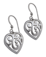Joyful Heart Earrings