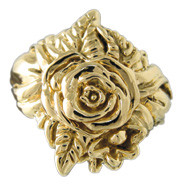 Victorian Rose Ring