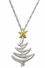 Christmas Tree Pendant 2