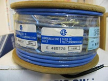 Belden 89272 006500 Twinax Cable; 78 Ohm Teflon® Wire 500 FEET