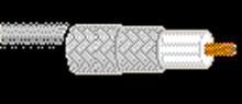 Belden 88281 0101000 Precision Video Cable Plenum Teflon® FEP Wire 500 Feet