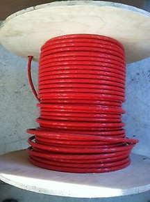 Belden 83756 002100 Cable 6C Shielded AWG 14 Wire 14/6C FEP High Temp 80 Feet