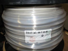 Belden 82120 8771000 RG 6 Plenum Cable RG6/U CATV / CATVP 75 Ohm 1000FT New
