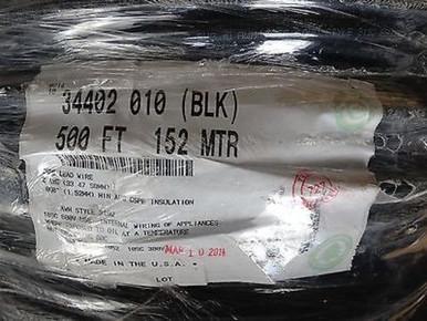 Belden 34402 Hook Up Wire 2 Gauge AWG CSPE 600V 105C 50 Feet