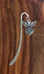 Resell for 9.00 or more Pewter angel Bookmark Style #BAB111317g