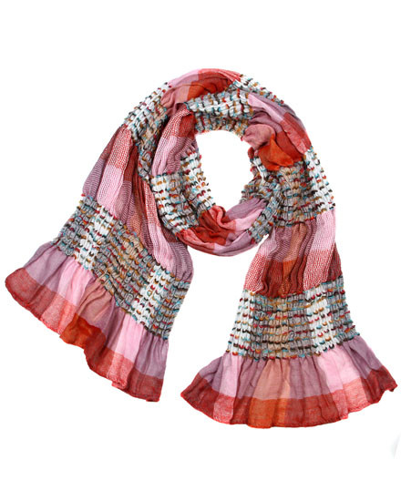 **This purchase will also donate 1 scarf with earrings to a cancer patient** 3 available 10.00 resell for 30.00 or more 30% Mohair / 70% Polyester/redpoly Wavy Open Weave Scarf  • 16x67  •   30% MOHAIR / 70% POLYESTER   •   Red  Style #ROWS082118