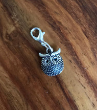 Resell for 6.00 or more Pewter owl
