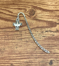 resell for 12.00 or more Pewter bookmark Pewter cross with dove Style #CDBM020219