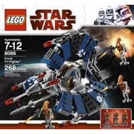 Lego Star Clone Wars Trifighter Droid 8086