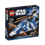 Lego Star Clone Wars Plo Koon's Jedi Starfighter 8093