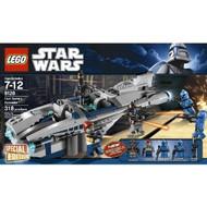 Lego Star Clone Wars Cad Bane's Speeder 8128