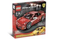 Lego 8143 Ferrari 1:17 F430 Challenge 8143