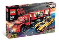 Lego Speed Racer Cruncher Block & Racer X 8160