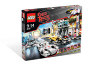 Lego Speed Racer Grand Prix Race 8161