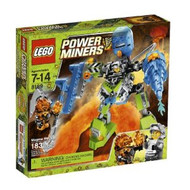 Lego Power Miners Magma Mech 8189