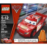 Lego Cars Radiator Springs Lightning McQueen 8200