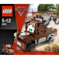 Lego Cars Classic Mater 8201