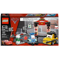 Lego Cars Tokyo Pit Stop 8206