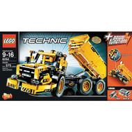 Lego Technic Hauler Truck 8264