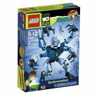 Lego Ben 10 Alien Force Spidermonkey 8409