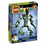 Lego Ben 10 Alien Force Swampfire 8410
