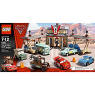 Lego Cars Flo's V8 Cafe 8487