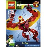 Lego Ben 10 Alien Force Jet Ray 8518