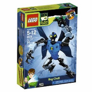 Lego Ben 10 Alien Force Big Chill 8519