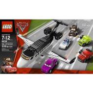 Lego Cars Spy Jet Escape 8638