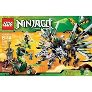 Lego Ninjago Epic Dragon Battle 9450