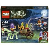 Lego Monster Fighters Mummy 9462