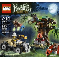Lego Monster Fighters The Werewolf 9463