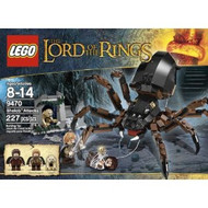 Lego Lord of the Rings Shelob Attacks 9470