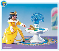 Playmobil Add-On Princess with Magic Fountain #3033