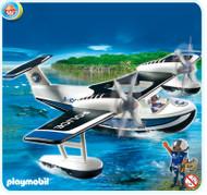 Playmobil Police Seaplane 4445