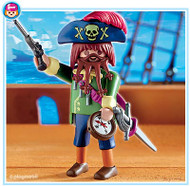 Playmobil Special Angry Pirate #4654